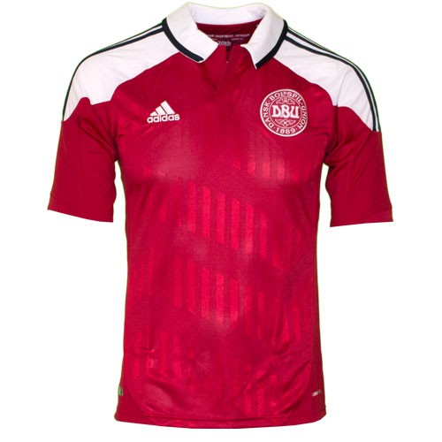 Denmark home jersey youth