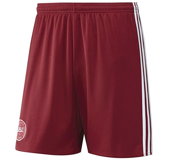 Denmark home shorts 2015/17 - youth