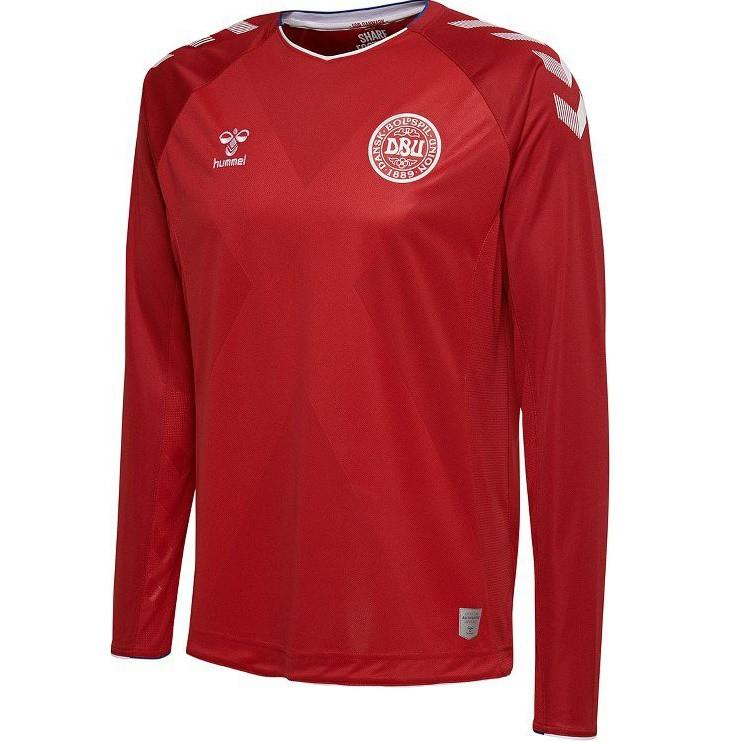 Denmark long sleeve jersey boys