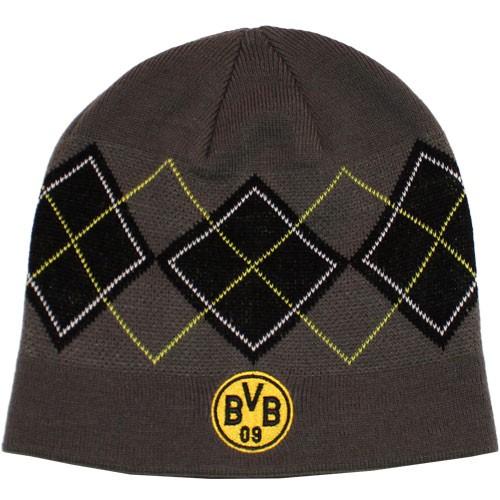 Dortmund knitted hat - grey
