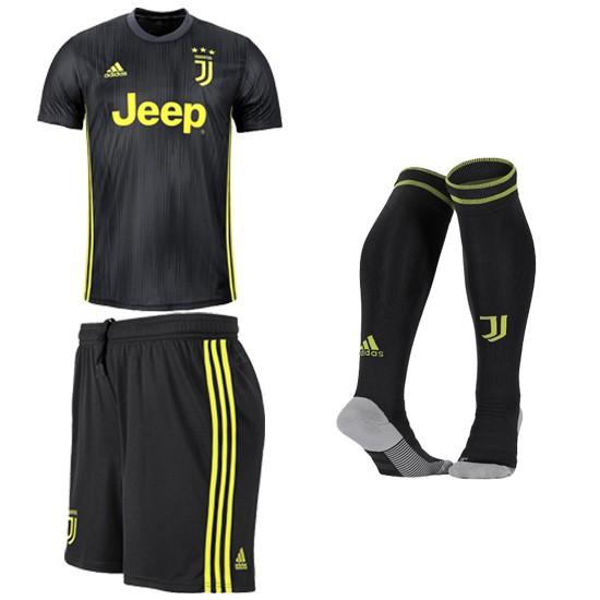 Juventus Third Kit 2018/19 | Juventus Kit | Juve Bundle jersey ...