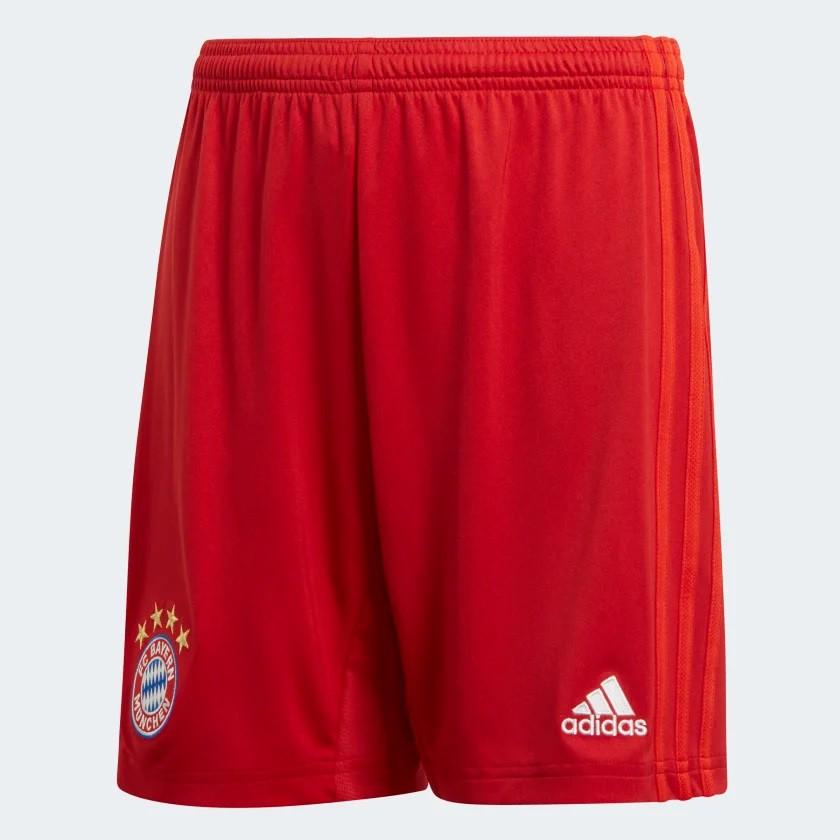 Bayern Munich home shorts - youth
