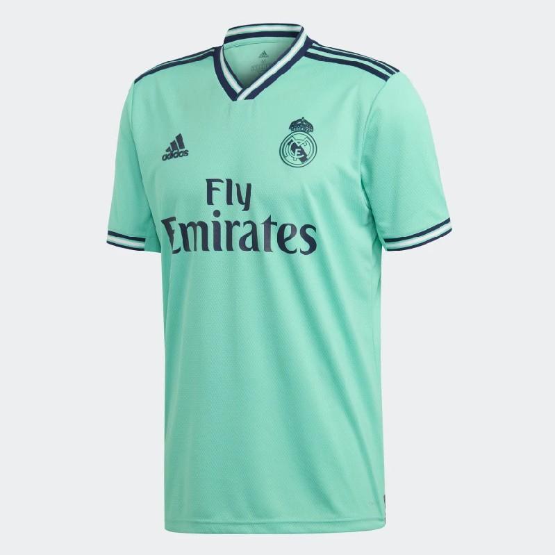 Real Madrid third jersey 2019/20 - men's