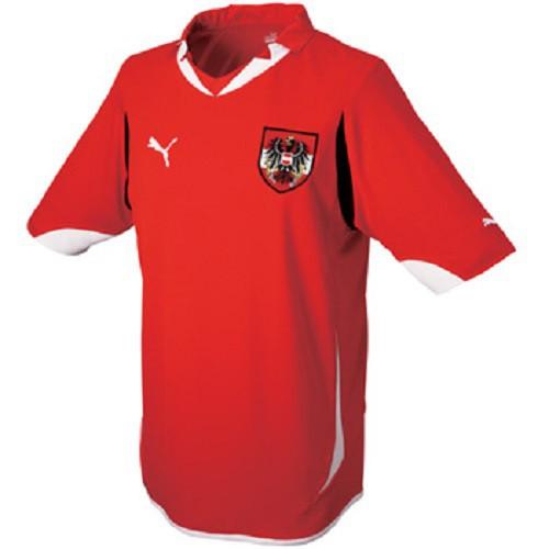 Austria home jersey 2013/14