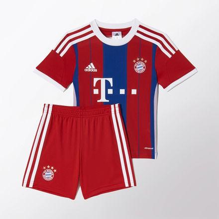 FC Bayern home jersey 2013/14 youth