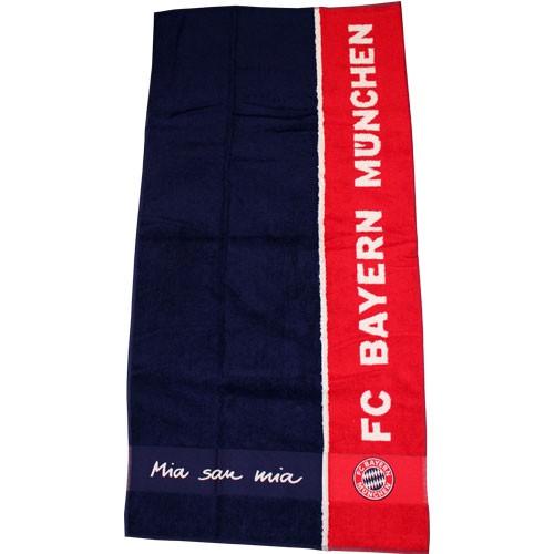 FC Bayern towel mia san mia