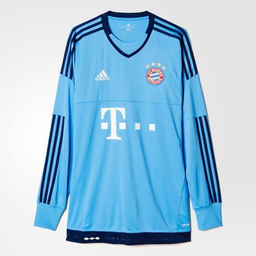 FC Bayern goalie home jersey 201516