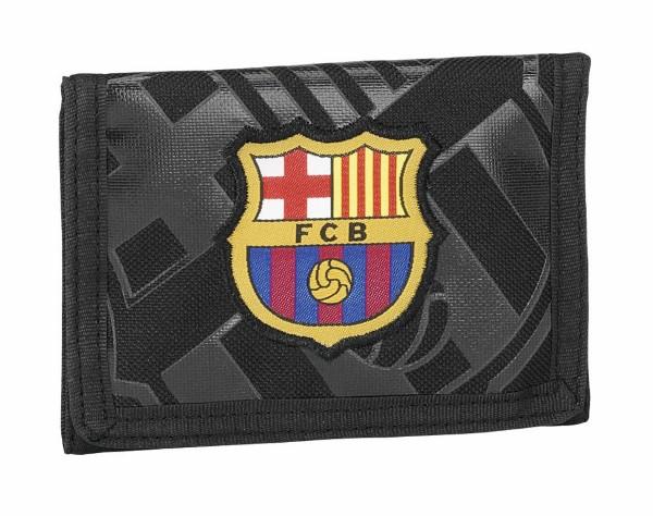 FC Barcelona wallet - black