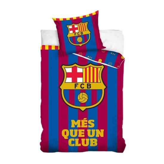 FC Barcelona duvet set - mes que un club