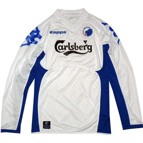 FC Copenhagen CL home jersey 11-12