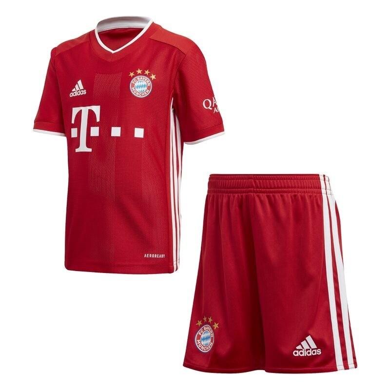 FC Bayern 20/21 home kit - little kids
