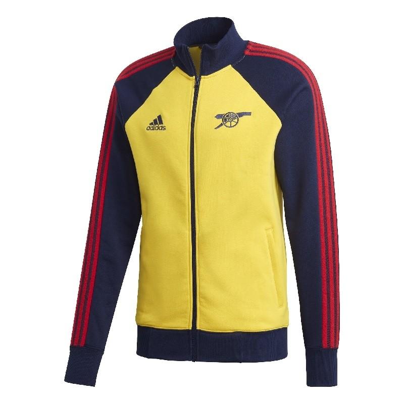 Arsenal track top Longe Sleeve - yellow