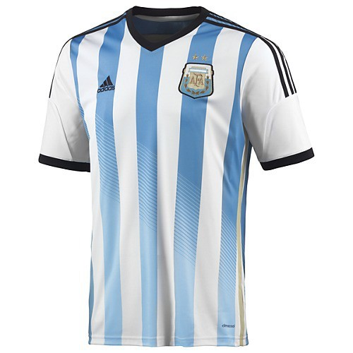 Argentina home jersey World Cup 2014 youth