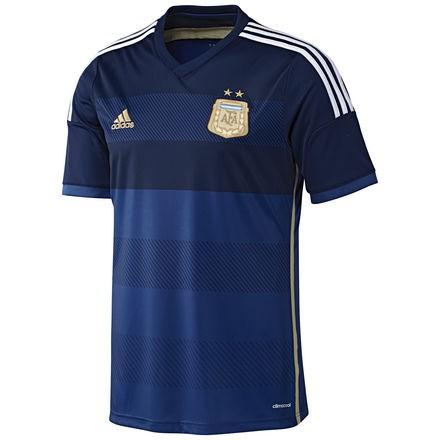 Argentina away jersey world cup 2014 - youth