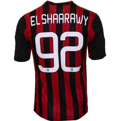 AC Milan home jersey 2013/14 - El Sharaawy 92