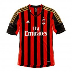 AC milan home jersey youth 2013/14