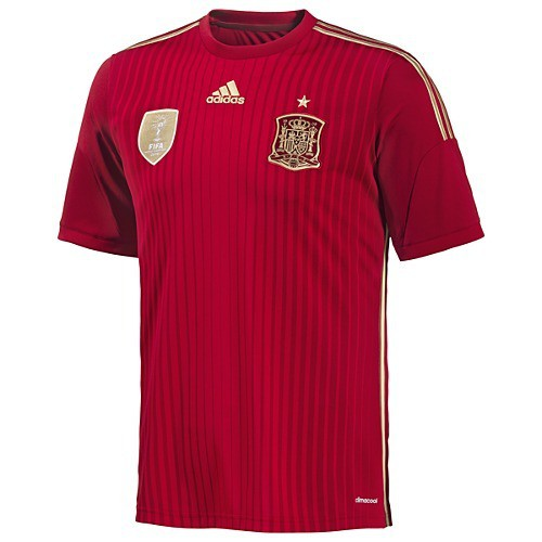 Spain home jersey World Cup 2014 youth