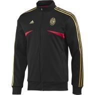 Adidas AC Milan Track Top Black 13/14