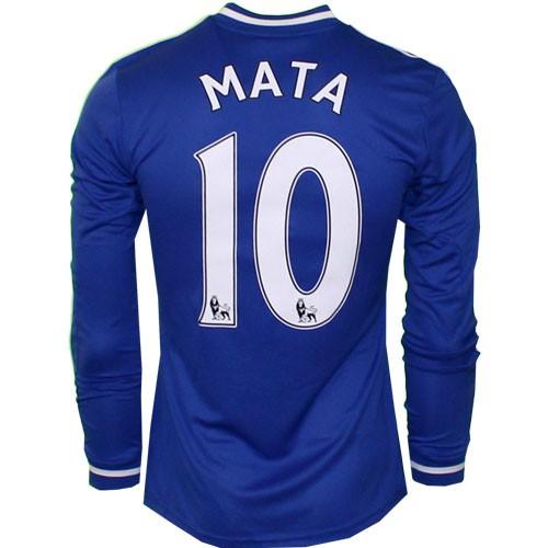 Chelsea home jersey 2013/14 - Mata 10
