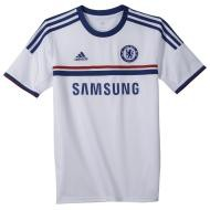 Chelsea FC away jersey youth 2013/14