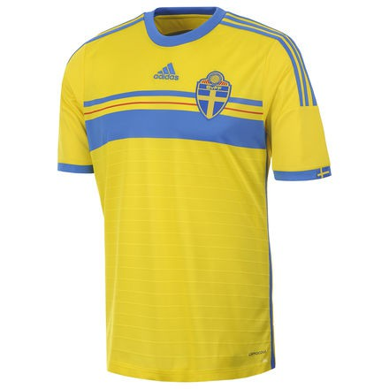 Sweden home jersey 2013/15 Youth