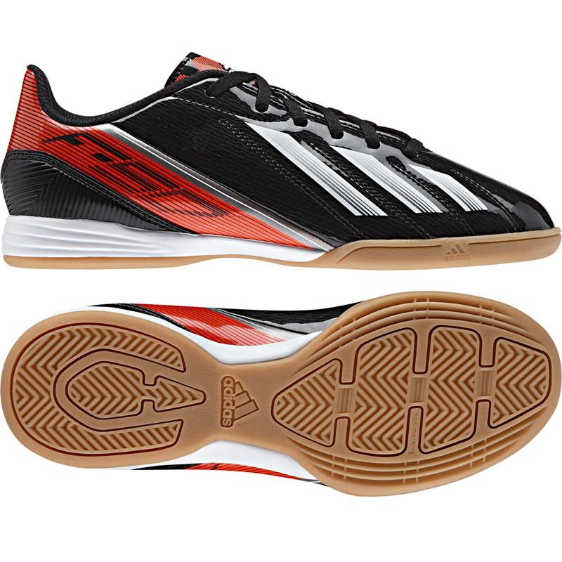 F10 Indoor Shoes - Black