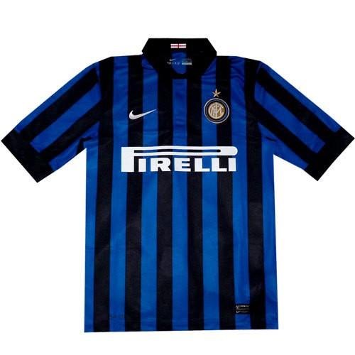 Inter home jersey 11-12