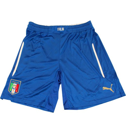 Italy home shorts change World Cup 2014 - mens