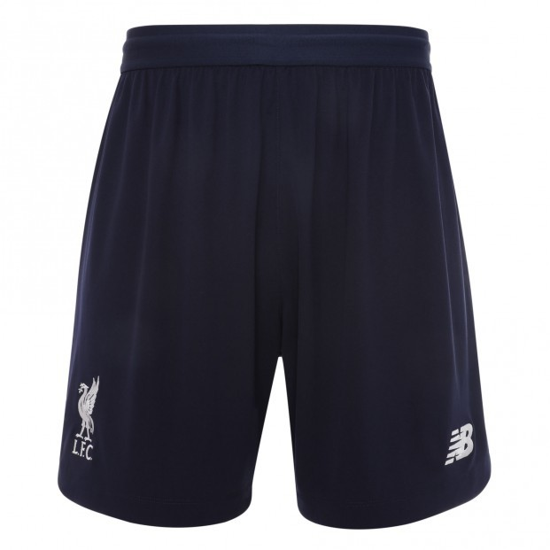 Liverpool away shorts - youth