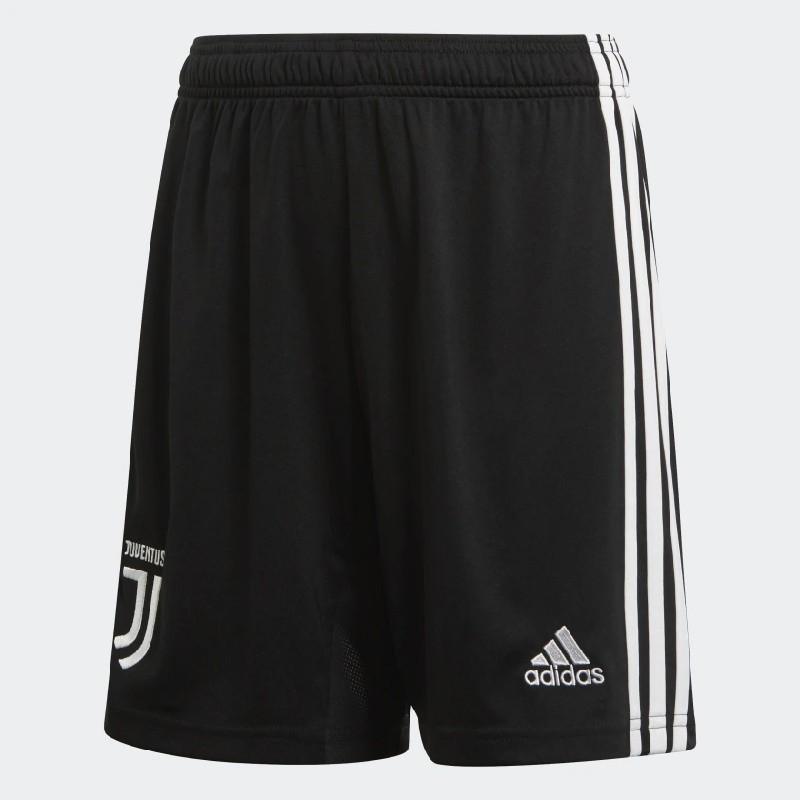 Juventus home shorts - boys