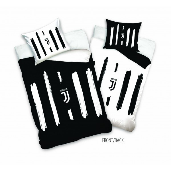 Juventus duvet set - stripes