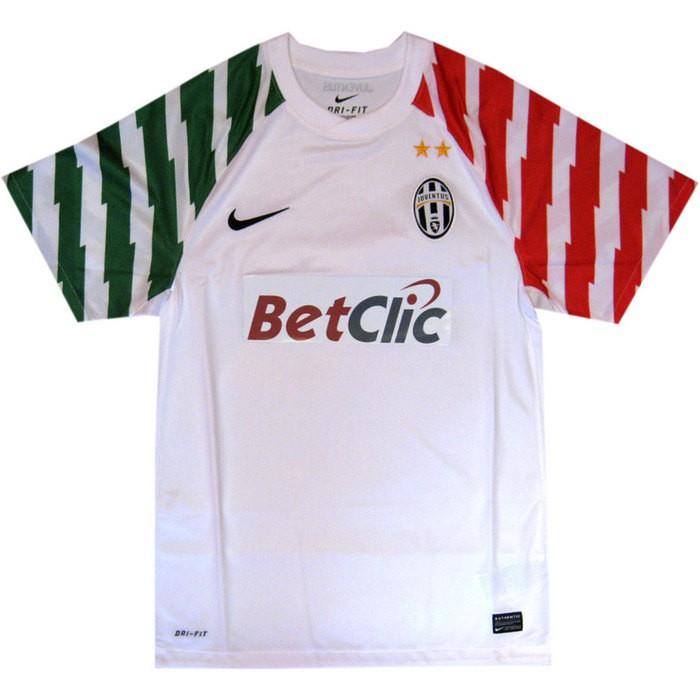 Juventus Goal Keeper Home Short Sleeve Jersey 2010 11
