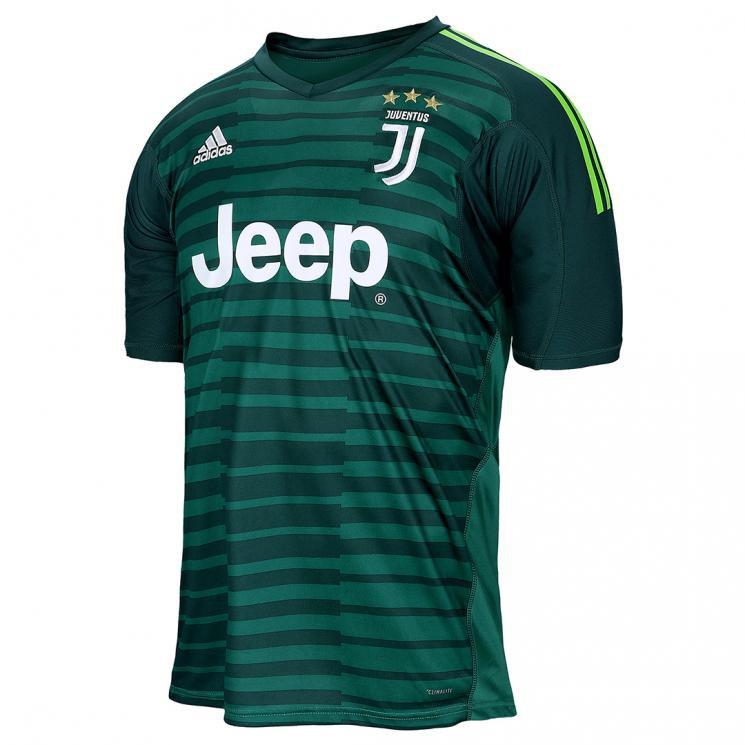 Juventus Goalie Jersey 2018 19