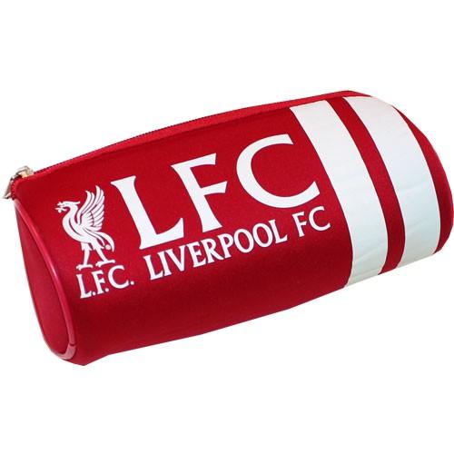 Liverpool pencil case barrel
