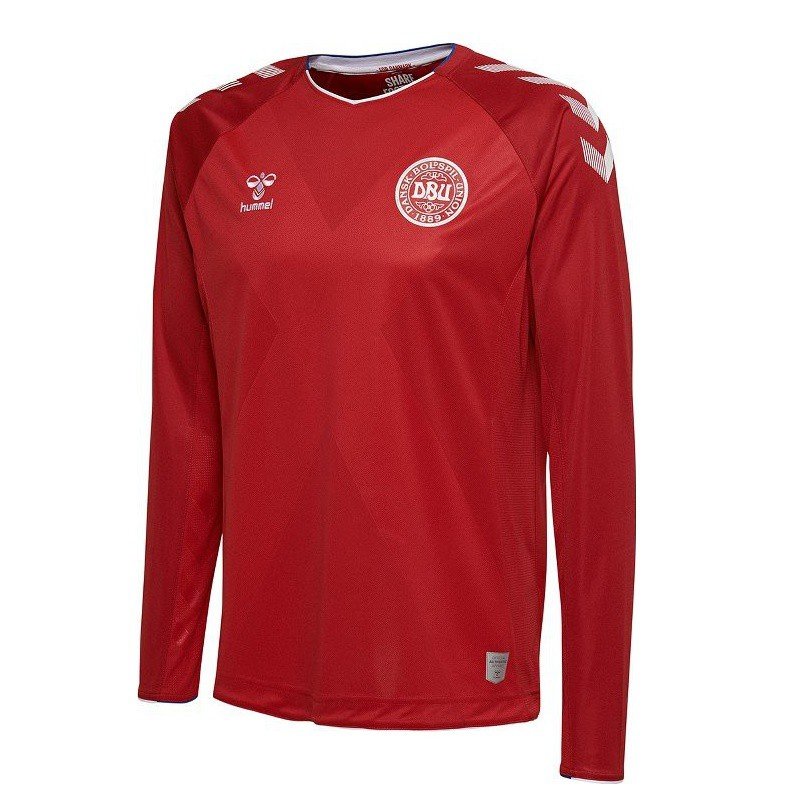 Denmark home jersey Long Sleeve World Cup 2018