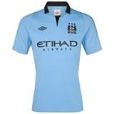 Manchester City hjemmebane trøje 10-11