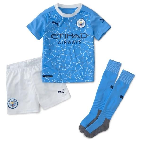 Manchester City home kit 2020/21 - little boys