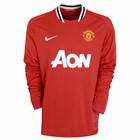 Manchester United home jersey long sleeve 11-12
