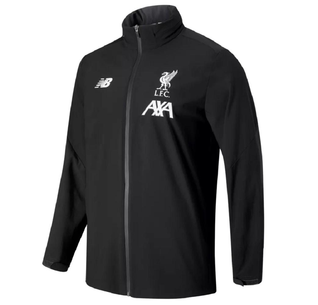 Liverpool elite leisure t-shirt - red