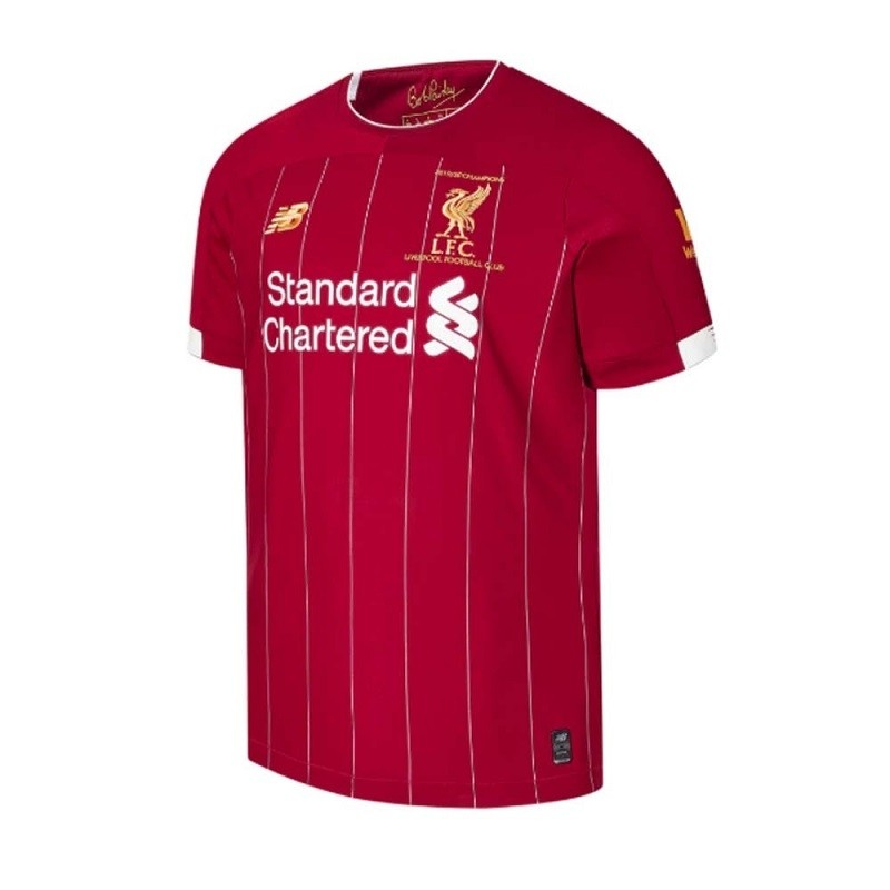 Liverpool home jersey 19/20 EURO version