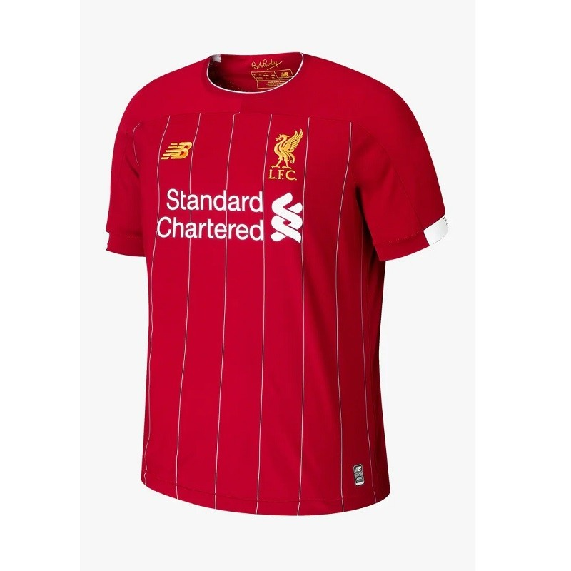 Liverpool home jersey 19/20 EURO , Cup version