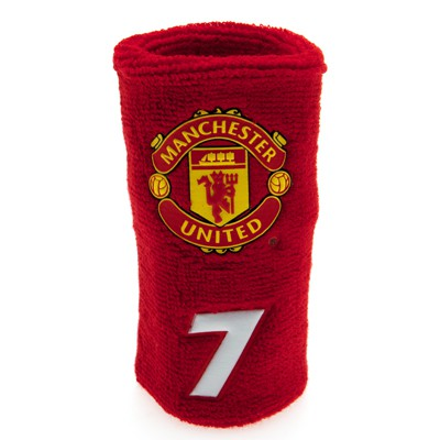 Manchester united FC wristband no 7