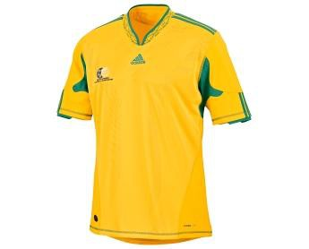 South africa home jersey 2010