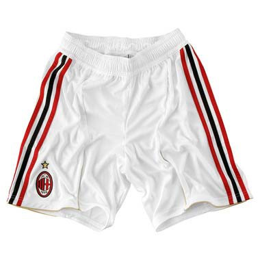 AC Milan home shorts 2010/11 - youth