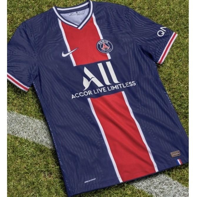 Paris Sg Home Jersey 2020 21 Psg Soccer Kit Mens