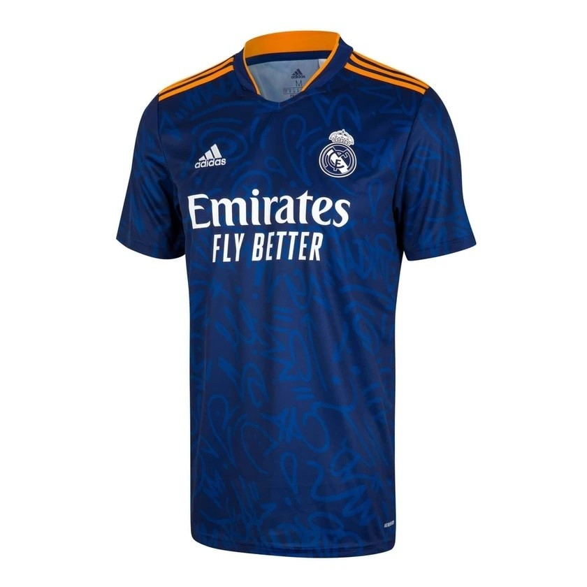 Real Madrid home jersey L/S 2017/18 - WCC