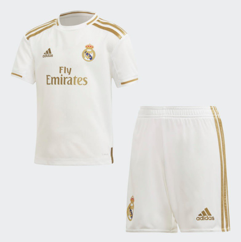 Real Madrid home mini kit 2019/20