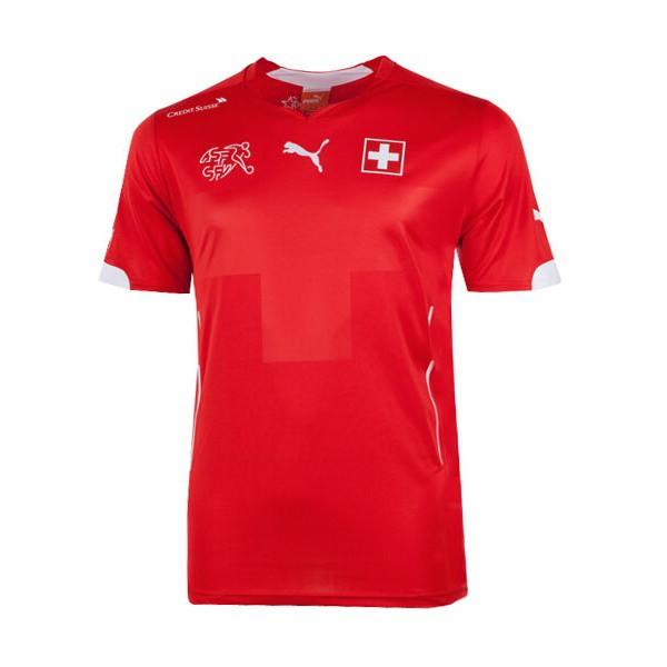 Switzerland home jersey world cup 2014