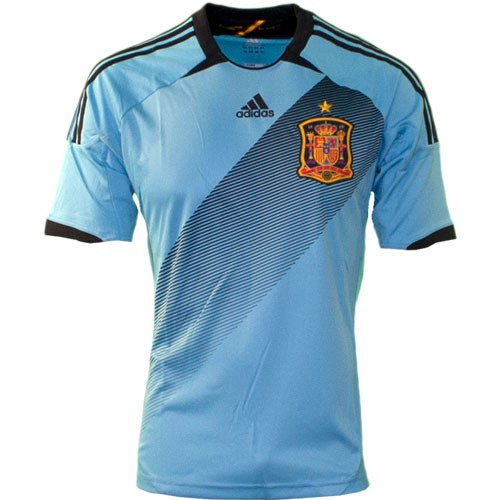 Spain away jersey youth