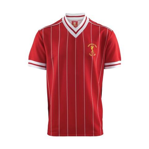 Liverpool Rome 84 shirt 2013/14